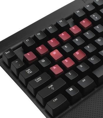 corsair, keyboard, mechanical keyboard, k60, cherry mx, vengeance, vengeance k60, vengeance k70, cherry mx red