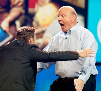 microsoft, windows, windows 8, steve ballmer, microsoft surface, build 2012
