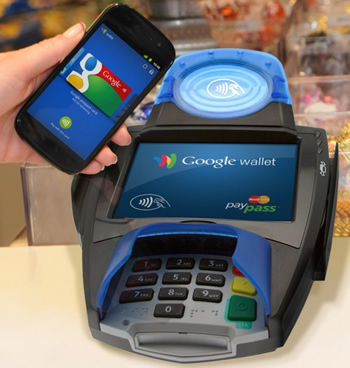 nfc, google wallet, near field communication, isis, abi research