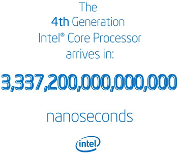 intel, cpu, intel core, haswell, 22nm, release dates, chips, launch dates, announcements, industry news, i7-4770k, arrival dates