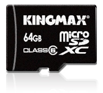 kingmax, microsd