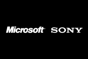 sony, microsoft