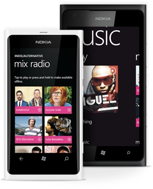 nokia, music, radio, streaming