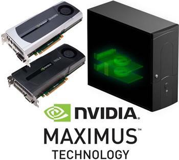 nvidia, gpu, optimus, quadro, tesla, maximus, gpgpu, compute