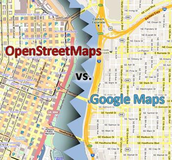 microsoft, google maps, wikipedia, garmin, gps, wikimedia, navigation, openstreetmaps, osm, steve coast, navteq, telenav, bing maps