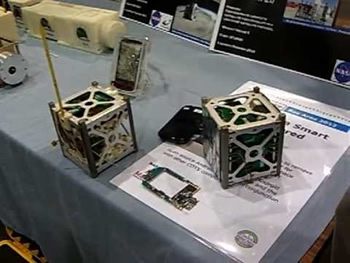 android, samsung, smartphone, government, satellites, space, nasa, nanosat, phonesat, cubesat, space exploration, nexus one, tiny nasa