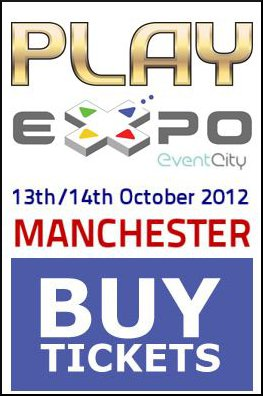 show, video games, uk, manchester, play expo