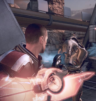 review, mass effect, bioware, ea, commander shepard