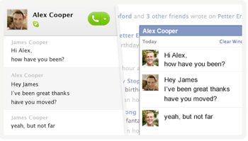 facebook, skype, beta