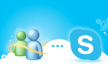 microsoft, software, skype, messenger, im