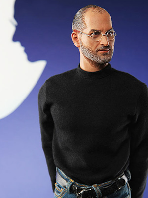 apple, china, steve jobs, lawsuit, piracy, legal, court, intellectual property, action figure, toys, copyright infringement