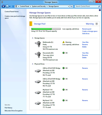 microsoft, windows, windows 8, raid, win8, storage spaces, storage volume