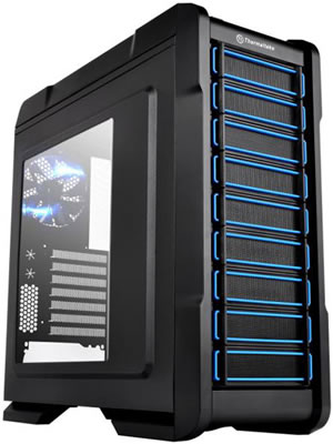 thermaltake, case, enthusiast, enclosure
