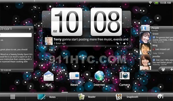 htc tablet specs leak singing songstress puccini