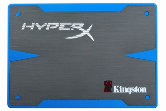 kingston hyperx sandforce ssd
