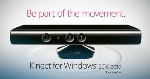 microsoft kinect windows sdk beta sdk windows 7 xbox 360