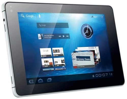 huawei mediapad android tablet honeycomb