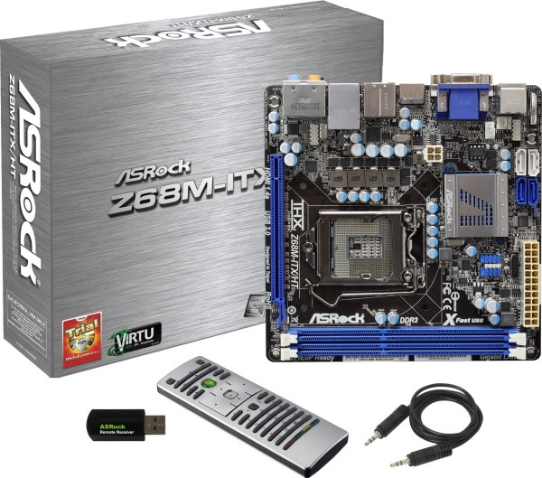 asrock z68 mini-itx