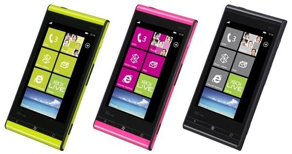windows phone mango oems