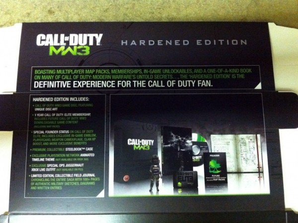 Call Of Duty Modern Warfare 3 Hardened Edition Detailed Techspot