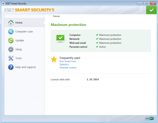 eset nod32 antivirus smart security