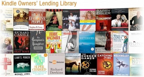 kindle lending library amazon kindle lending library books