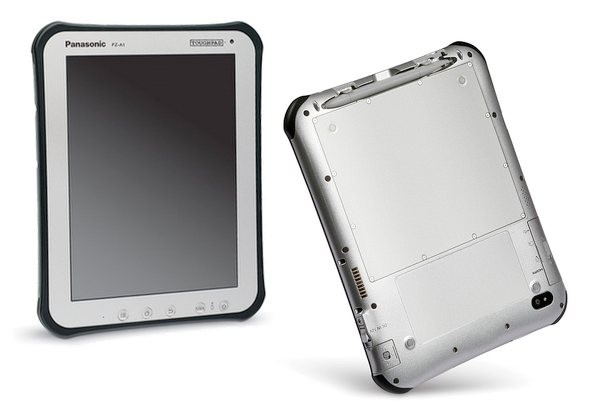 panasonic android-based toughpad