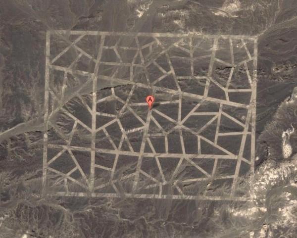 mystery google maps china gobi desert gizmodo