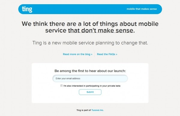 ting mobile cell carrier phone network