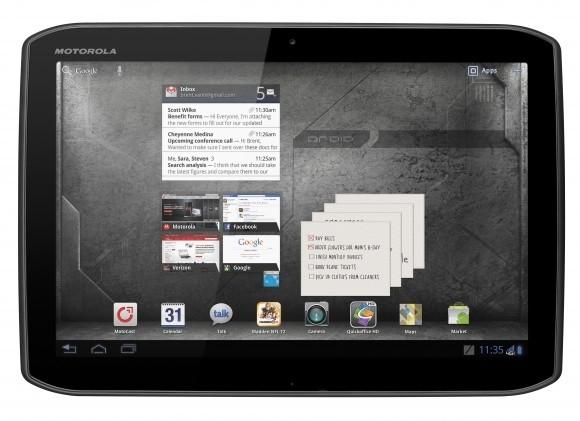 verizon droid xyboard tablet xoom 2 8.2 10.1 xoom 2 media edition