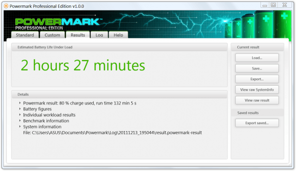 futuremark powermark windows 3dmark