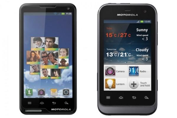 motorola motoluxe defy mini android ces android smartphone ces 2012 defy mini android 2.3 os