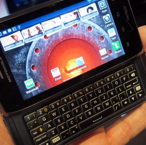 motorola droid android motorola qwerty smartphone