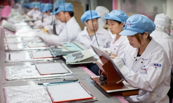 apple fair labor association foxconn