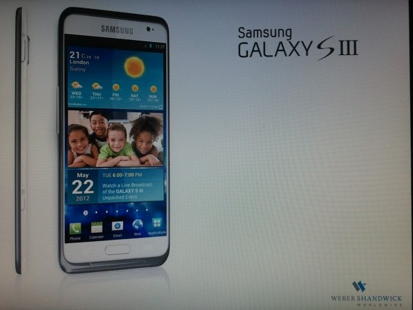 samsung galaxy iii samsung galaxy s iii launch date