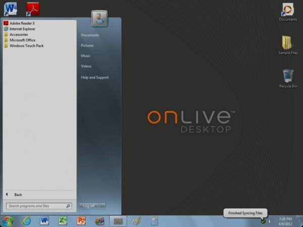 onlive desktop windows windows server microsoft onlive windows 7 onlive desktop plus office 2010 windows server 2008 r2 server 2008 r2