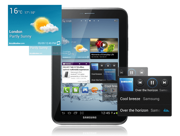 samsung galaxy tab tablet review tablet