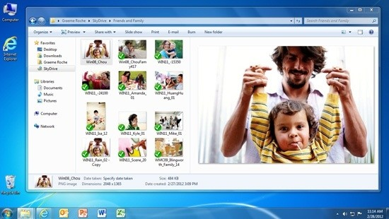 microsoft skydrive windows mac