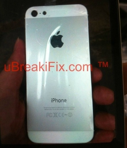 leaked iphone apple iphone 5 new iphone