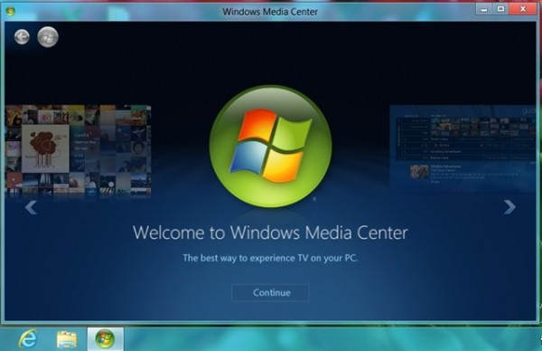 media center windows release preview microsoft windows media center windows 8 windows 8 release preview