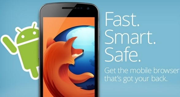 firefox android html flash mozilla html5 firefox 14 mobile browser