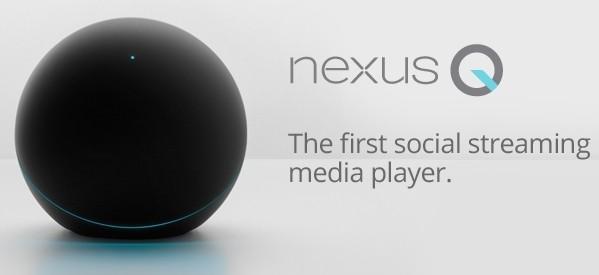 nexus google nexus q audio system