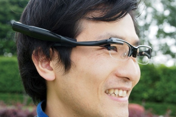 olympus google glass-style