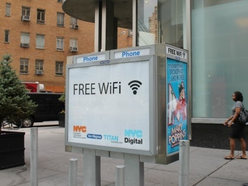 nyc wi-fi new york wifi payphones wi-fi hotspots hotspots