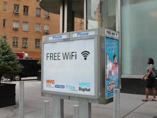 Municipal wireless network