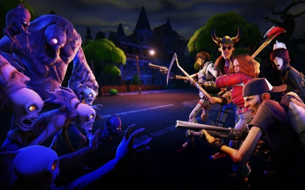 fortnite unreal engine