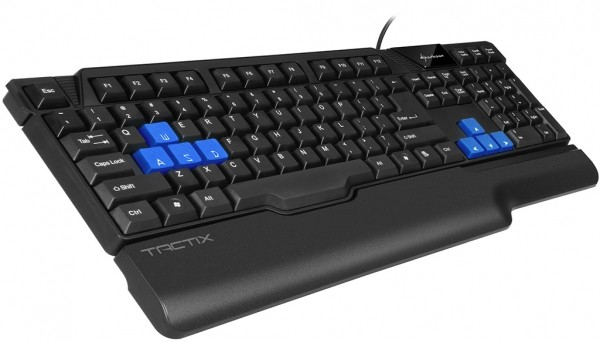 sharkoon launches compact keyboard gamers