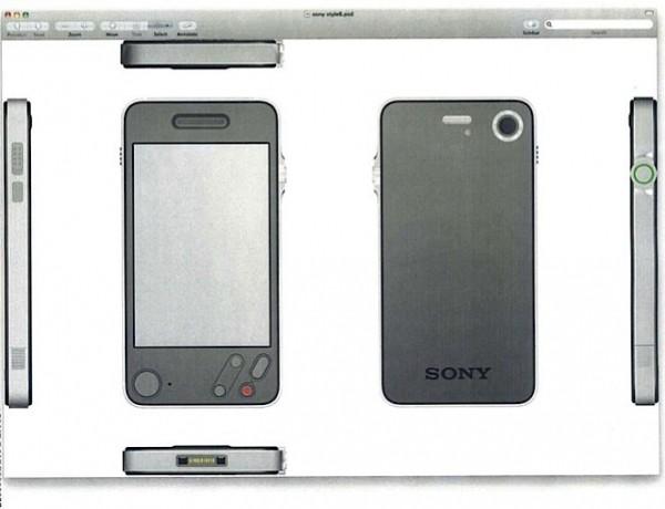 apple samsung sony-inspired iphone ipad