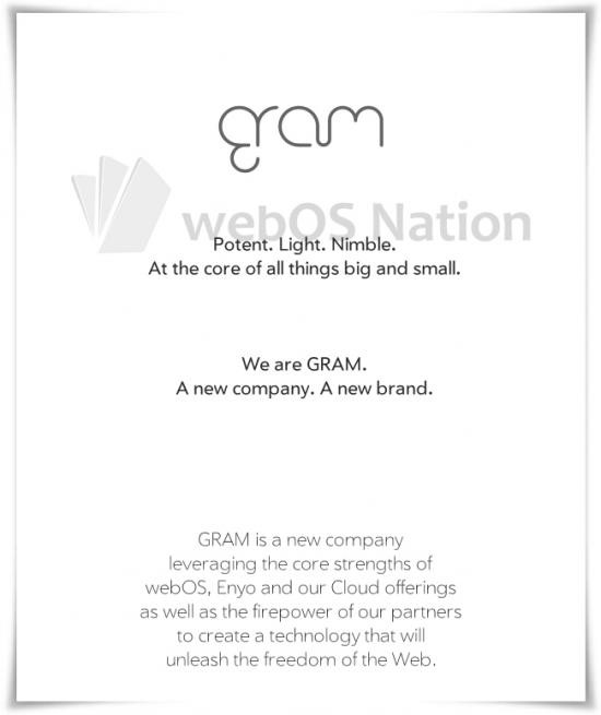 palm gram