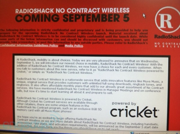 radioshack sept no contract wireless